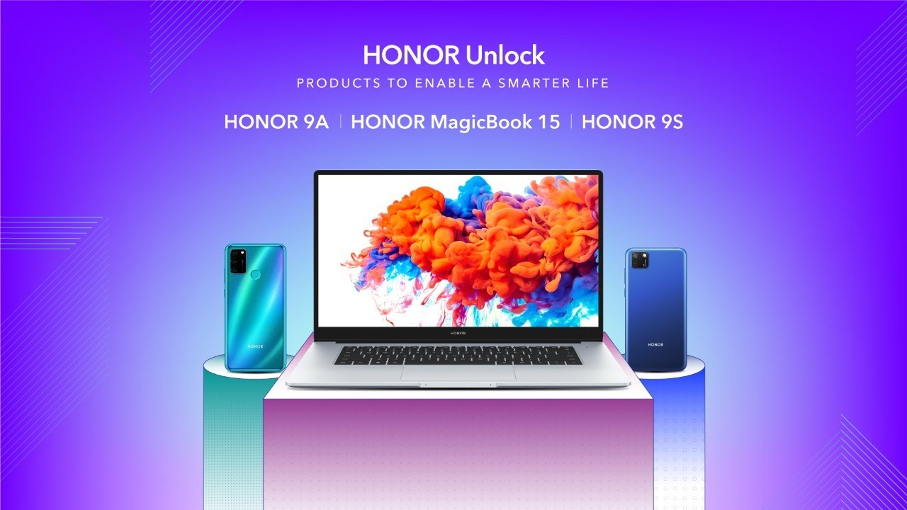 HONOR Unlock 2020 - Launch Event