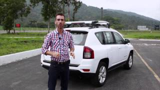 Prueba de manejo  Jeep COMPASS