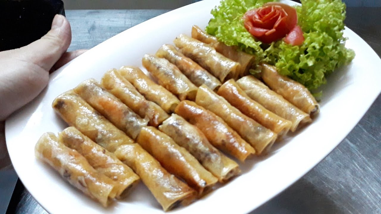 Món ăn TẾT: CHẢ RAM TÔM ĐẤT BÌNH ĐỊNH (chia sẻ công thức chi tiết, thành công 100%) của Đậu Đỏ Trần