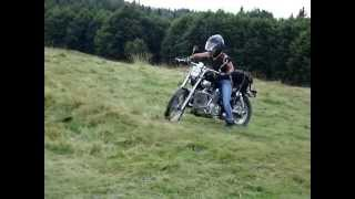 Repeat youtube video Virago off-road