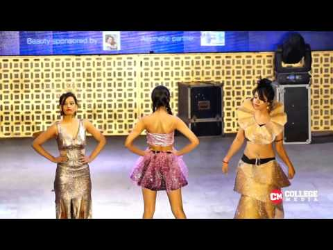 Lady Hardinge Medical College, New Delhi | Fashion show | Rendezvous 2015 | IIT Delhi