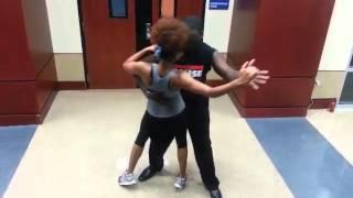 Dancing Haitian Konpa Kompa - #GouyadFever #YayadOnDeck