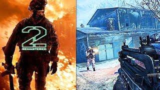 90,9% Sure (MW2 Remastered) will have MP | Modern Warfare 2 Remaster Multiplayer Talk (COD MW2r)