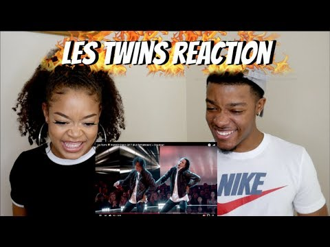 Les Twins 🌟 World Of Dance 2017 (Full Performance) | REACTION