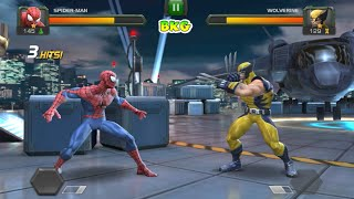 SPIDERMAN vs WOLVERINE and IRON MAN and MORE Fighting Game - Best Kid Games