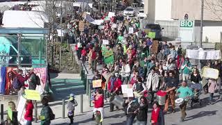 Dax : marche pour le climat et rassemblement des gilets jaunes