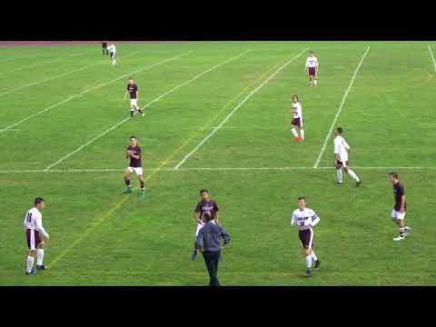 Amherst 2017 Boys Soccer vs Ludlow, 1st half. September 14, 2017.