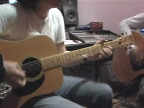 """Rafa Peletey """"Ghost In A Castle"""" - Live Version with Norberto Rodriguez"""
