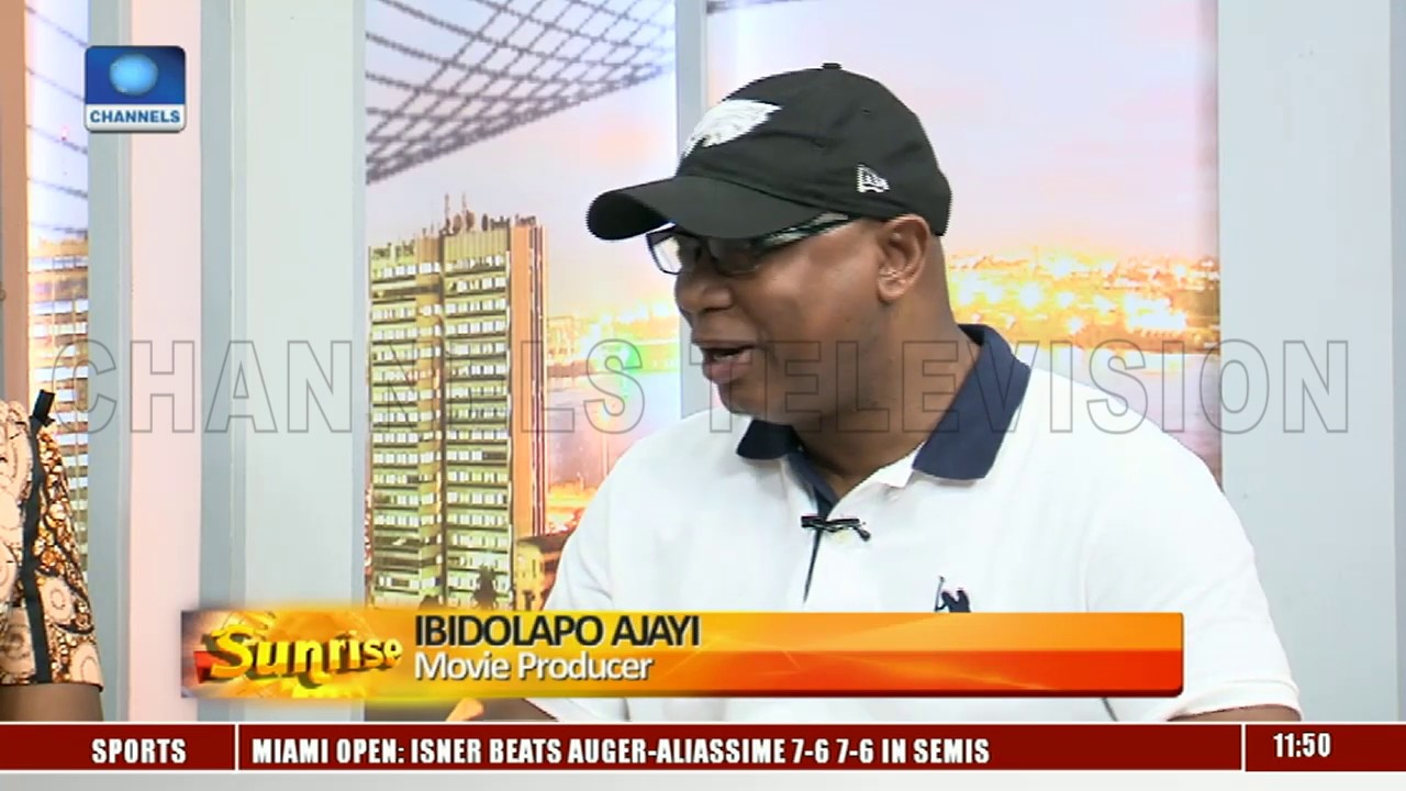 Download Ibidapo Ajayi Reveals Why He Chose To Produce 'Coming From Insanity' |Sunrise|