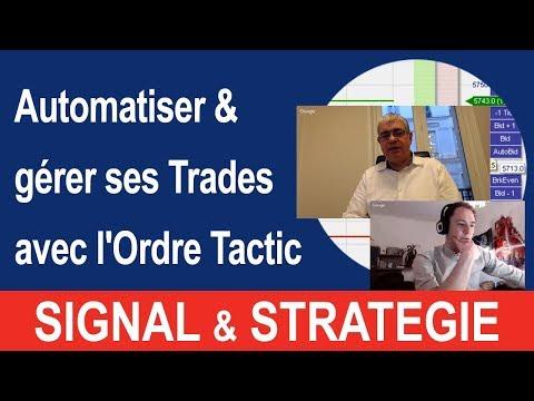 """Live avec WH SelfInvest : """"Automatiser et Gérer ses Trades durant les News avec l'Ordre Tactique"""""""