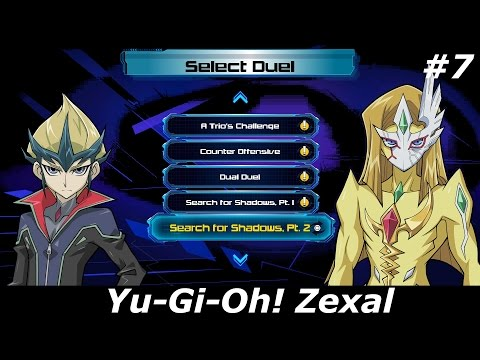 Yu-Gi-Oh Legacy of the Duelist Campaign Zexal Part7