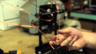 manual scrap copper wire stripper how to guide video instructional