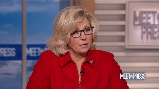 Full Liz Cheney: 'What The President Has Put Forward Is Not Amnesty' | Meet The Press| NBC News