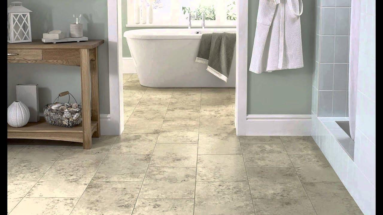 Bathroom Floor Tiles - YouTube