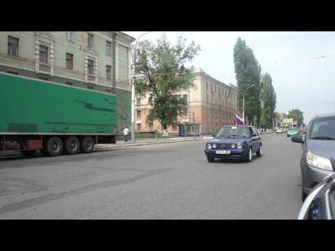 Автопробег 9 мая 2012 Воронеж