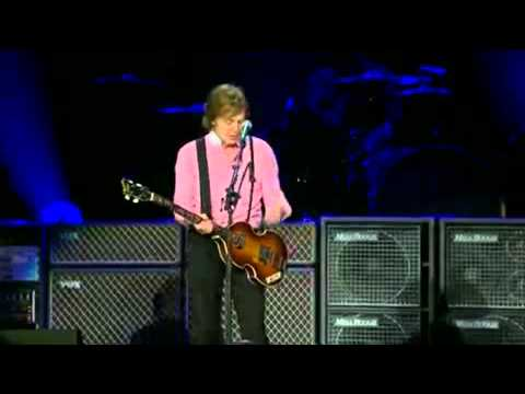 Paul McCartney Live in Mexico 2012