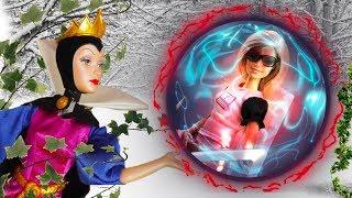 Мультфильм с куклами /Сказка о злой королеве или как вернуть НОВЫЙ ГОД