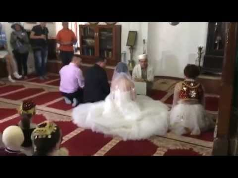 Muslim Wedding Tirana Mosque