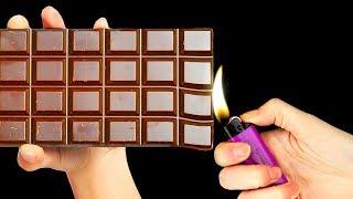 チョコレートのデコレーションアイディア20種