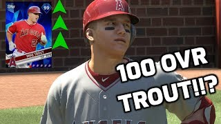 100 OVR MIKE TROUT!!? HUGE ROSTER UPDATE AND NEW CONTENT! MLB THE SHOW 17 DIAMOND DYNASTY
