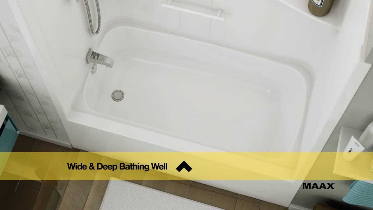 ALLIA Products -- MAAX Bath Inc. - YouTube