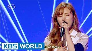 Jung Key & Wheein - Anymore | 정키 & 휘인 - 부담이 돼 [Yu Huiyeol's Sketchbook / 2017.07.05]