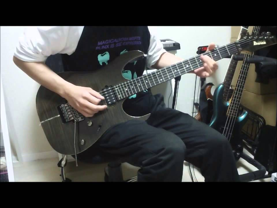 All That Remains What If I Was Nothing Instrumental Cover By Toma