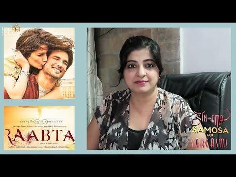 Raabta Film Review | Sushant Singh Rajput | Kriti Sanon | Jim Sarbh |