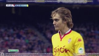 Alen Halilović vs Atletico Madrid - Individual Highlights - 2015/11/08