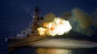 The Floating Fortress - USS Wisconsin (BB-64)