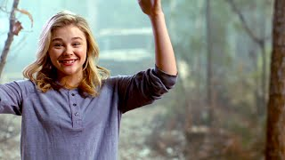 "The 5th Wave ""Cassie"" On-Set Interview - Chloe Grace Moretz"
