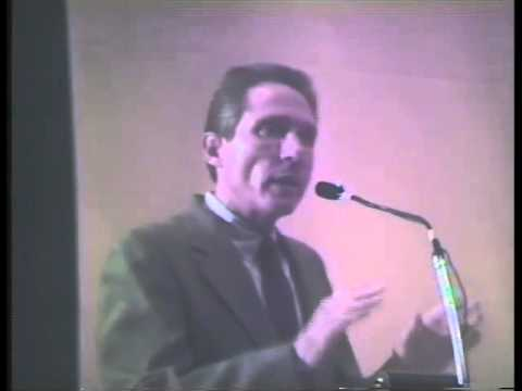 """Dr. Robert Gentry Speaks At U.T. 