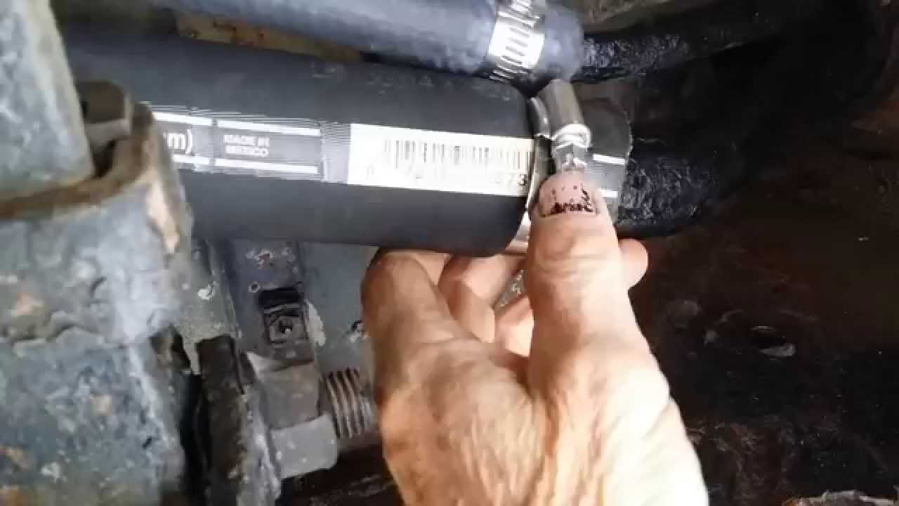 How To Repair Fuel Filler Neck On 2001 Ford Ex Youtube Diagram Also 2000 F350 7 3 Line Further Taurus