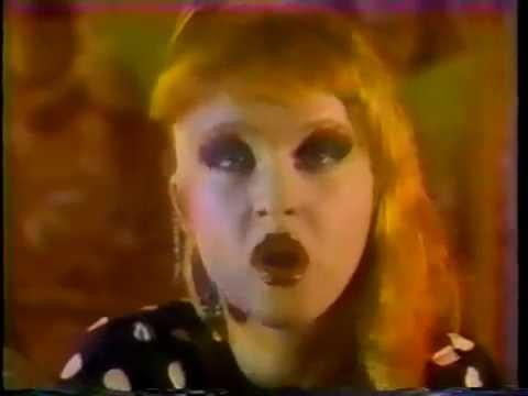 Cyndi Lauper - Interview 1984
