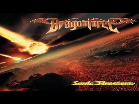 DragonForce - Fury Of The Storm | Lyrics on screen | HD