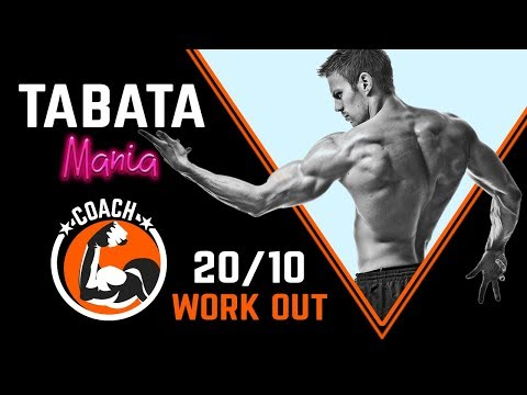 Ed Sheeran TABATA Remix (Shape Of You) - TABATA Song With COACH