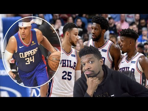 SIXERS PICK UP 4TH ALL STAR TOBIAS HARRIS! BEST TEAM IN THE EAST NOW?? RAPTORS vs SIXERS HIGHLIGHTS