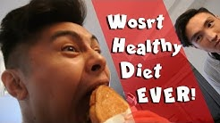 Worst Healthy Diet Ever!