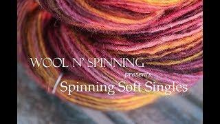 Wool n' Spinning: Spinning Singles