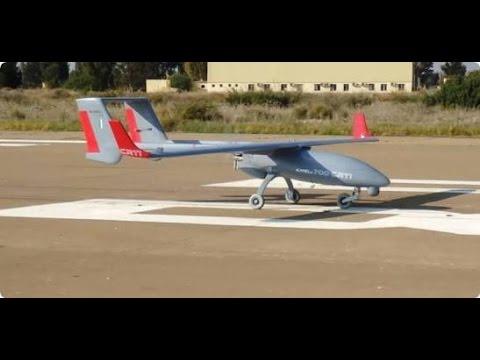 the Algerian -made UAV Amel 700 _الطائرة بدون طيار جزائرية الصنع Amel 700