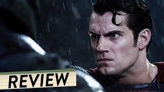 BATMAN V SUPERMAN: DAWN OF JUSTICE Trailer Deutsch German & Review Kritik (HD) | Ben Affleck