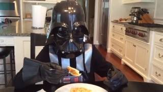 A Day In The Life Of Darth Vader