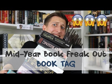Mid Year Book Freak Out || 2017 Edition || Book Walk