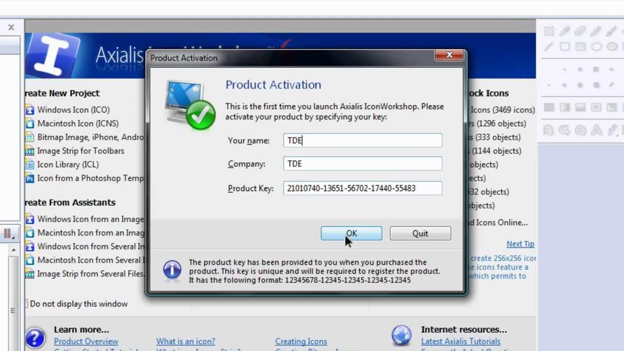 axialis iconworkshop 6.91 serial