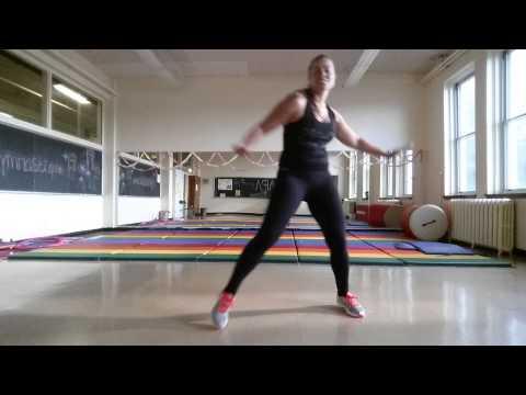 Zumba Gold® - Warm Up - Lean On & Cheerleader Mix