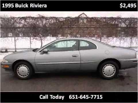 1995 Buick Riviera Used Cars St. Paul MN