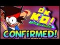 OK K.O.! OFFICIALLY CONFIRMED! - Cartoon Network News