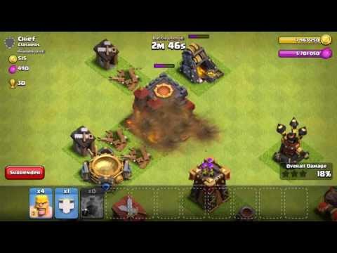 Clash of Clans - New Update! Full September Update Rundown