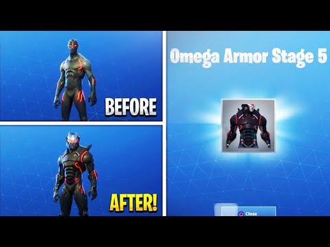 "UNLOCKING Level 80 ""MAX OMEGA"" Season 4 FULL ARMOR Omega UNLOCKED! (Fortnite Season 4 Omega)"
