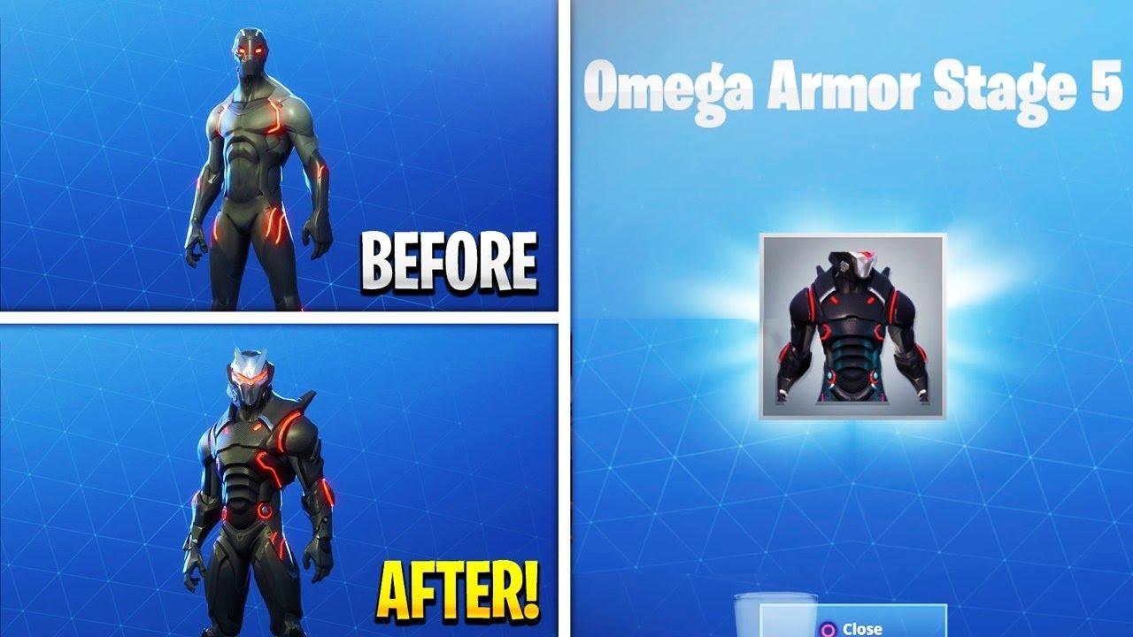 unlocking level 80 max omega season 4 full armor omega unlocked fortnite season 4 omega - omega fortnite max level